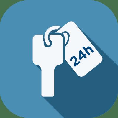 CONTROL 24h - Residencia Trinitarias - Nuestros Servicios