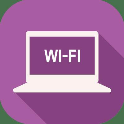 WIFI SALA ESTUDIO - Residencia Trinitarias - Nuestros Servicios