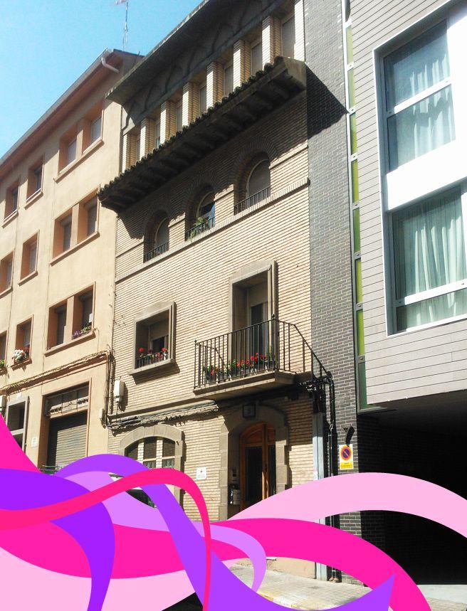 fachada - Residencia estudiantes
