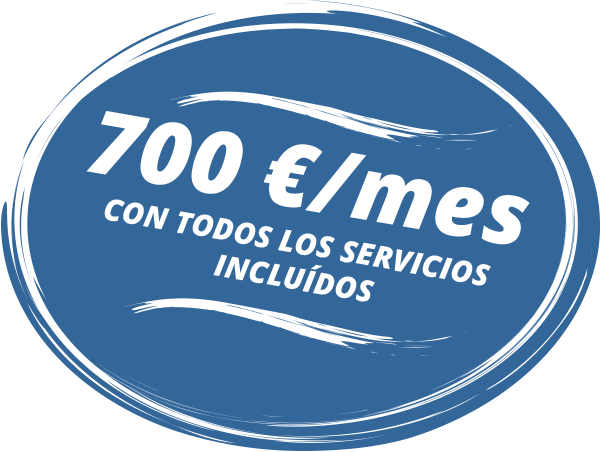 700 euros - Residencia Trinitarias Bilbao