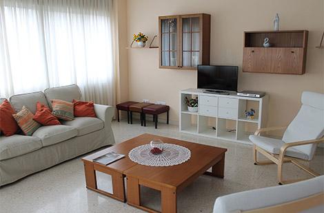 zona comun - Residencia Trinitarias Bilbao